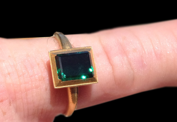 atocha emerald ring